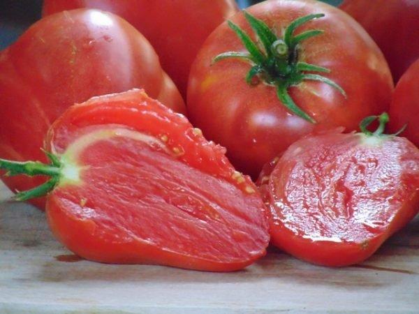 Seminte de rosii soiul Mrs. Houseworth