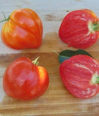Seminte de rosii soiul Corazon de boi